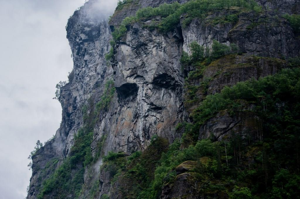 Mountain with a Face